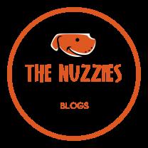 Best Dog Blogs Award - The Nuzzies