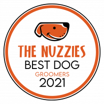 Best Dog Groomers Award - The Nuzzies