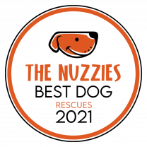 Best Dog Rescues Award - The Nuzzies